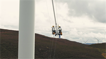 Siemens Gamesa scales new heights in predictive maintenance for blades