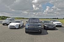 Jaguar Land Rover lobbying work up for grabs