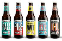 Camden Town Brewery appoints W to grow brand after ABInBev acquisition