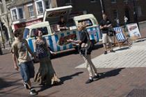 Mars Ice Cream roadshow extends into September