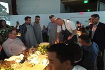 British Airways hosts experiential dining event in US