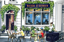 St-Germain to open immersive pop-up in London