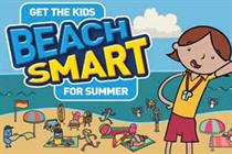 RNLI campaign aims to encourage families to get 'beach smart'