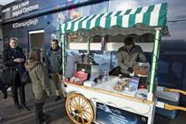 In pictures: Samsung and O2 Festive Fun UK bus tour