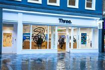 Three Mobile devises Snapchat activity across retail stores