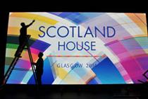 In pictures: Scotland House launches with three events