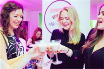 Baileys and Cosmopolitan team up for experiential cocktail evening