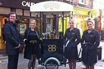 Baileys launches Christmas pop-up roadshow