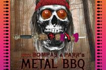 Bompas & Parr and Heavy Metal Bowling to host drumstick-smoked BBQ