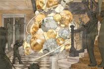 Burberry's Bailey to create interactive Christmas tree for Claridge's