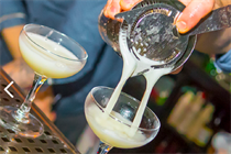 Boodles, Tarquin's and Sipsmith compete in 'FA Cup of Gin'