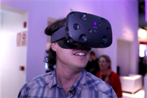 HTC to enter VR market with Vive