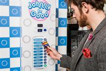 Match creates breathalyser-activated condom machine