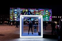 Land Rover's Lumiere activation to return at iconic views