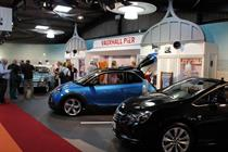 In pictures: TRO creates 1950s seaside stand for Vauxhall at Goodwood Revival