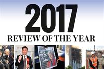 2017: the year in headlines