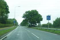 Plans approved for Lancashire green belt link road