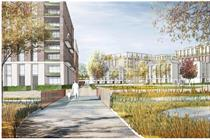 Developer submits plans for 1,250-home development in south London