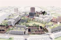 Plans submitted for 1,400-home Birmingham Commonwealth Games village