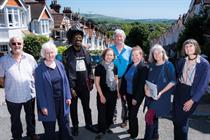 How we used a neighbourhood plan to make schemes deliver net green benefits