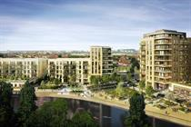 2,900-home redevelopment of north London industrial estate approved