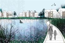 Plans submitted for 8,500-home Otterpool Park 'garden town' in Kent