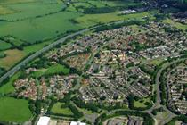 Housebuilders submit plan for 1,500-home urban extension on Herts greenfield site