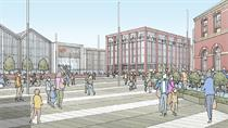 Plans approved for 2,500-home York Central scheme