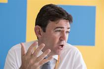 Interview: Andy Burnham, Greater Manchester Mayor