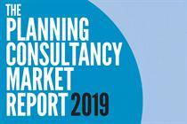 Planning consultants: Market Report 2019: Overview