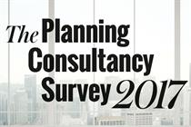 The Planning Consultancy Survey 2017: Overview