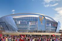 Revised Crystal Palace stadium plan approved after new homes guarantee