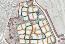 Plans for 750-home Oxfordshire urban extension submitted