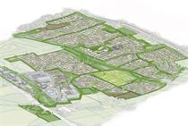 2,400 home scheme on former green belt land wins outline permission