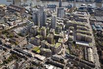Green light for 1,800-home 37-storey scheme on west London gas works site