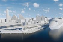 Plans submitted for new Liverpool cruise liner terminal