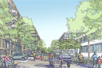 Go-ahead for scheme that co-locates 1,386 homes with commercial uses on industrial site