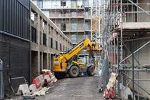 Almost half of London's housing permissions left unbuilt, says study