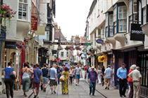 Why York has not had an adopted development plan in place since 1954