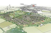 Case study: Combining urban extension with town centre enhancement