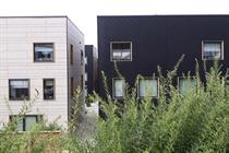 Review: Sustainable housing on a brownfield site