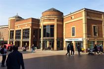 Review: Shopping centre redevelopment