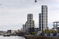 Review: High density waterside development