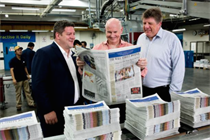 WSJ presses on with print for global digital growth