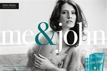 John Frieda's global campaign bucks hair-care 'norms'