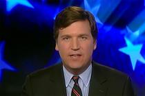 Fox News says Tucker Carlson will replace Megyn Kelly at 9 p.m.