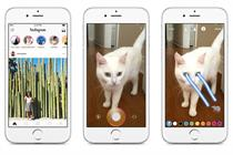 """The Internet is rolling its eyes at Instagram's Snapchat """"rip off"""""""