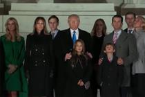 Brands and the inauguration: Who's in, who's out