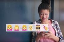 Always #LikeAGirl tackles emoji sexism