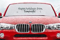 BMW 'Snowchat' by KBS